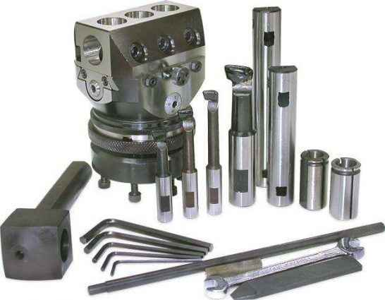 Machine Tools & Accessories